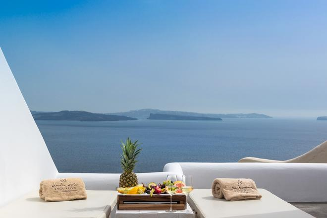 Andronis Boutique Hotel - Thera - Ban công
