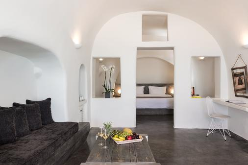 Andronis Boutique Hotel - Thera - Living room