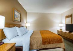 Comfort Inn Marina - Marina - Bedroom