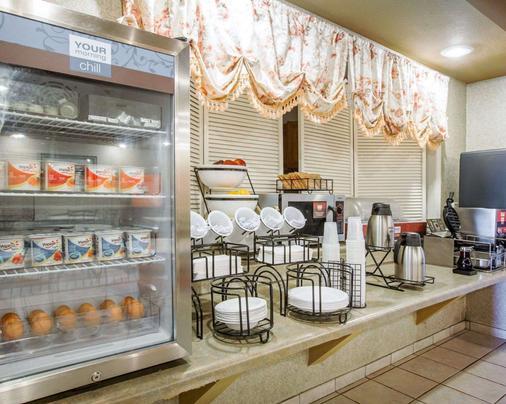 Comfort Inn Marina - Marina - Buffet