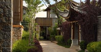 Hotel Indigo Lijiang Ancient Town - Lijiang - Vista del exterior