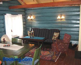 Gamlestugu hytte - Ål - Living room