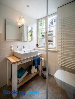 Apartmenthaus Finkenherd 5 - Quedlinburg - Bathroom