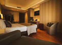 Callistos Hotel - Tricase - Schlafzimmer