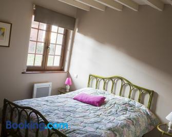Gîte de La Ferme Des Crins Blancs - Hazebrouck - Camera da letto