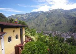 La Casa Amarilla - Banos (Tungurahua) - Outdoor view