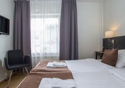 Best Western Hotel City Gavle - Gävle - Makuuhuone