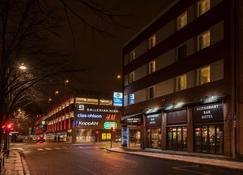 Best Western Hotel City Gavle - Gävle - Rakennus
