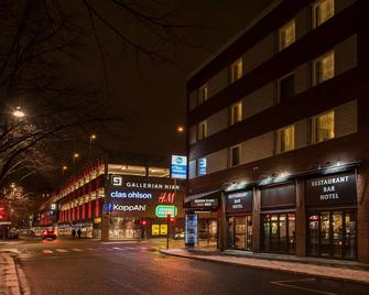 Best Western Hotel City Gavle - Gävle - Building