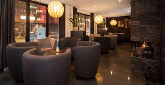 Best Western Hotel City Gavle - Gävle - Lounge