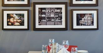 Novotel London Waterloo - Londres - Restaurante