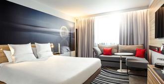 Novotel London Waterloo - לונדון - חדר שינה