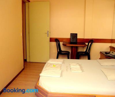 Hotel Paraguai (Adult Only) - Rio de Janeiro - Bedroom