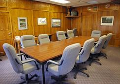 Best Western Gold Rush Inn - Γουάιτχορς - Αίθουσα συνεδρίου