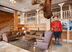 Best Western Gold Rush Inn - Whitehorse - Lounge