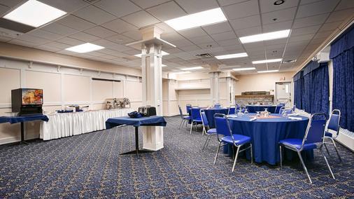 Best Western Gold Rush Inn - Whitehorse - Banquet hall