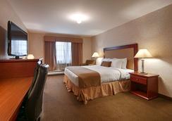 Best Western Gold Rush Inn - Whitehorse - Bedroom