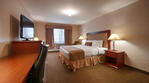 Best Western Gold Rush Inn - Whitehorse - Schlafzimmer