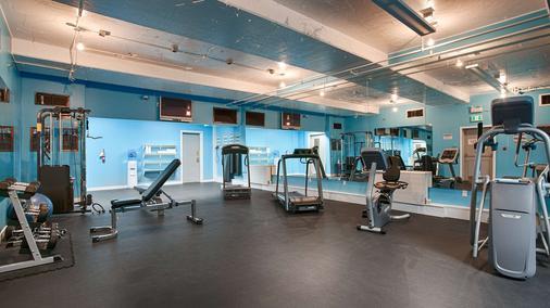Best Western Gold Rush Inn - Γουάιτχορς - Γυμναστήριο