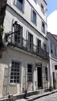 特拉諾莎旅館 - 薩爾瓦多 - 建築