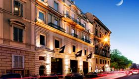 Leon's Place Hotel In Rome - Rome - Building