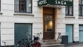 Go Hotel Saga - Copenhagen - Building