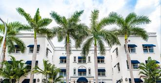 Blue Moon Hotel - Miami Beach - Building
