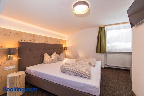 Gästehaus Franz Riml - Sölden - Bedroom