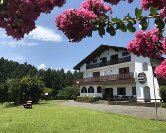 Hotel Bergblick - Pomerode - Gebäude