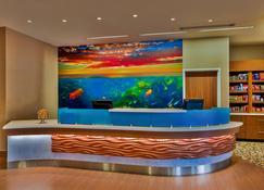 Springhill Suites Anaheim Maingate - Anaheim - Front desk