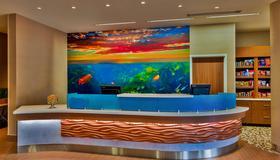 SpringHill Suites by Marriott Anaheim Maingate - Anaheim - Recepción