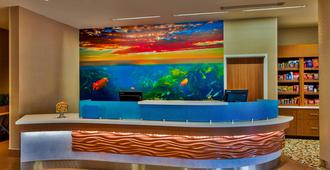 SpringHill Suites by Marriott Anaheim Maingate - Anaheim - Recepção