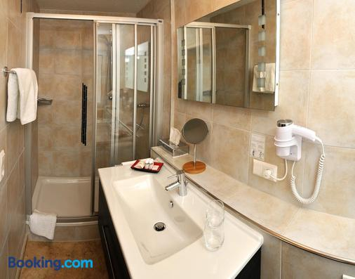 Hotel Nothwang - Sindringen - Bathroom