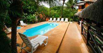 Pousada Villa N'Kara - Itacaré - Pool