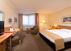 Leonardo Hotel Mannheim City Center - Мангайм - Bedroom