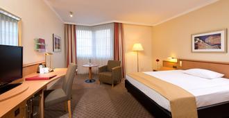 Leonardo Hotel Mannheim City Center - Mannheim - Schlafzimmer