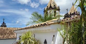 Hotel Villa Bahia - סלבדור - נוף חיצוני