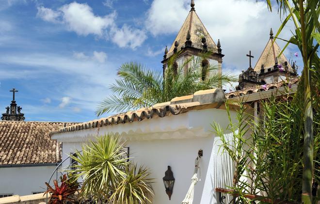 巴伊亞別墅酒店 - 薩爾瓦多 - 薩爾瓦多 - 室外景