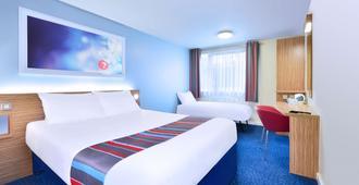 Travelodge London Woolwich - לונדון - חדר שינה