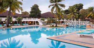Novotel Goa Dona Sylvia Resort - Cavelossim - Pool