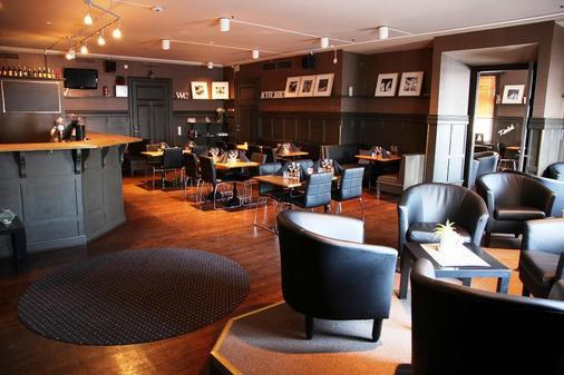 Best Western Hotel Gamla Teatern - Östersund - Restaurante