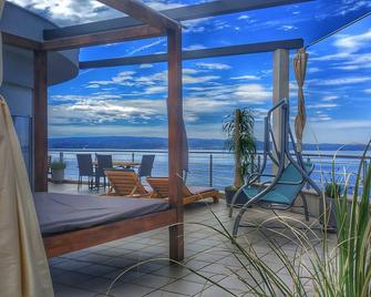 Ark Beach Hotel - Stobrec - Balcony