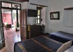 唐迭戈旅館 - 危地馬拉安地瓜 - 臥室