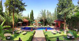達奧拉娜宮 - 馬拉喀什 - 馬拉喀什 - 游泳池