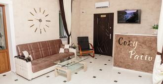 Mini Otel Cozy Patio - Odesa - Lobby
