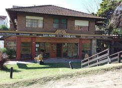 San Remo Viking Hotel - Pinamar - Building