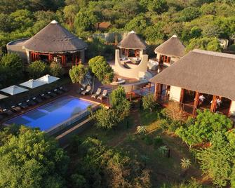 Thanda Safari - Hluhluwe - Building