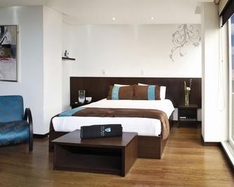 Valgus Hotel & Suites - Cuenca - Habitación