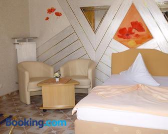 Central Hotel - Schwetzingen - Schlafzimmer