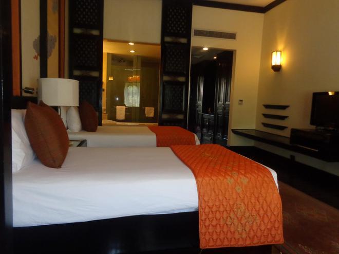 Taj Tashi - Thimphu - Bedroom